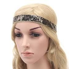 sequin headbands hair accesorries headbands for women handmade band girl