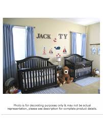 nautical wall mural removable vinyl stickers ocean themed wall ocean wall stickers for boys nautical nursery