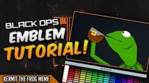 Meme Emblem - bo3 emblem tutorial pepe meme black ops 3 emblem bengal tube