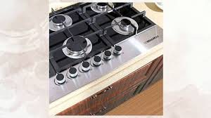Wolf Gas Cooktops Choosing The Excellent Wolf 36 Gas Cooktop Youtube