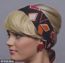 what are the current hairstyles in germany cut com video reveals 100 years of german beauty daily mail online