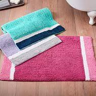Towel Bath Mat Recycled Towel Bath Mat Pbteen