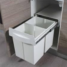poubelle cuisine ouverture automatique enchanteur poubelle sous évier coulissante ikea collection avec