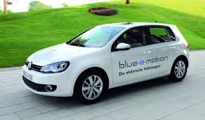volkswagen blue electric volkswagen golf blue e motion prototype u2013 a preview test