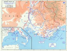 Marseille France Map by Operation Dragoon Wikipedia