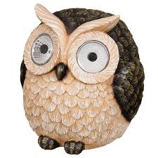 beautiful garden owl factory wholesale great horned decoy visual