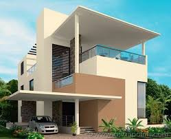 colour combination in brown and beige exterior colour