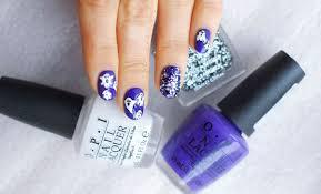 halloween nails cartoon ghosts manicure seasonails