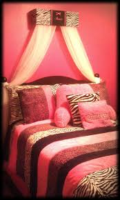 Animal Print Bedroom Decor Girls Bedroom Elegant Pink Zebra Bedroom Decorating Design Using
