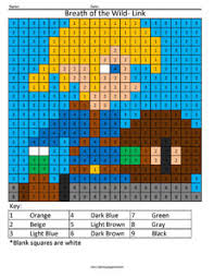 zelda coloring page breath of the wild legend of zelda coloring coloring squared