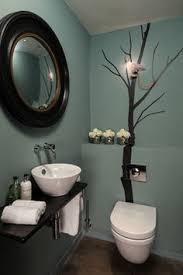 Powder Bathroom Design Ideas Small Half Bath Like The Corner Toilet Easily Could Turn Ours