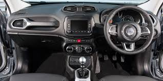 jeep sport interior jeep renegade specifications carwow