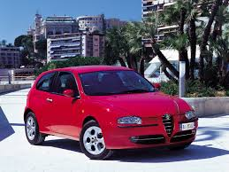 automotive database alfa romeo 147