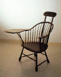 Used Armchair The Josiah Flagg Dental Chair 1790 The First Chair To Be Used