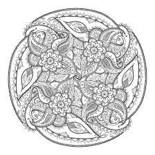small paisley circle catzilladk deviantart