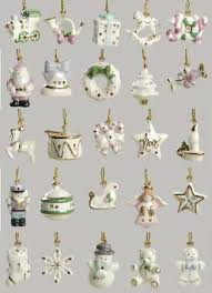 lenox jeweled advent ornament calendar at replacements ltd