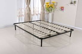 slatted folding guest bed base sprung slat available in single