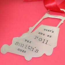 personalized sted jewelry personalized lawnmower