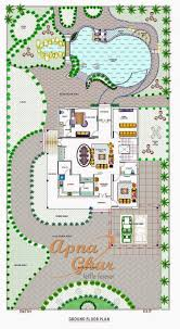 architectural layouts farm house plan and layouts apnaghar design complete architectural