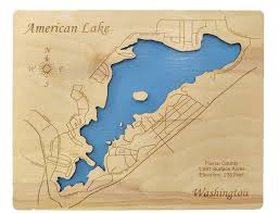 Lake Havasu Map Wooden Lake Maps Wood Carved Lake Maps