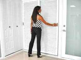 Sliding Louvered Closet Doors Astonishing Decoration Louvered Sliding Closet Doors Intended For