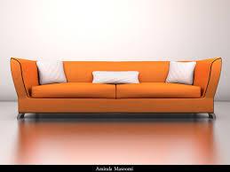 Modern Design Style Sofa Seat Furniture Max Ds Max Software - Sofa seat design
