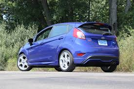 review 2014 ford fiesta st the truth about cars