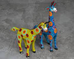 giraffe home decor etsy