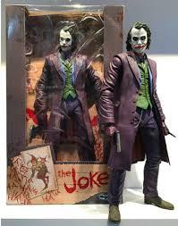 aliexpress com buy neca batman the dark knight the joker 1 4