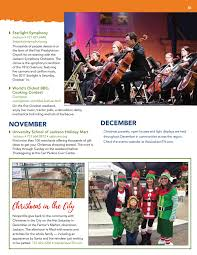 christmas before thanksgiving reed marketing 2017 west tennessee visitors guide page 44 45