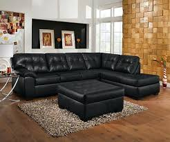 Leather Sectional Sofa With Chaise by Ottoman Red Leather Sectional Sofa With Ottoman Leather