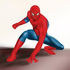 learn draw spiderman spiderman step step drawing