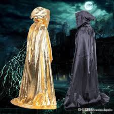 Halloween Costumes Death Sorcerer Cloak Halloween Costume Prop Vampire Death Clothing Devil