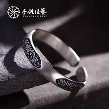 hammer jiayi handmade silver bracelet traditional