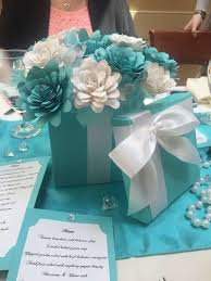 Tiffany Color Party Decorations 103 Best Tiffany Inspired Theme Party Ideas Images On Pinterest