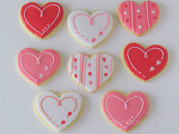 cancuncookies valentine u0027s cookies baking biscuits hearts