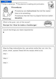 how to make a hamburger english skills online interactive