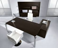 modern office furniture with minimalist eecutive desk ideas