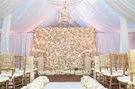 wedding backdrop rentals nj wow of a wall new jersey