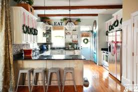 red white kitchen christmas decor for sale tips on how to decorate