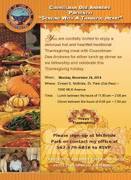 thanksgiving lunch menu serving with a thankful heart u201d thanksgiving banquet building