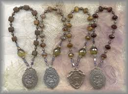 chaplet of the holy rosary workshop chaplets on sale