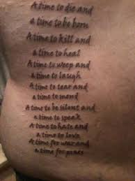 tatto tattoos with meaning quotes
