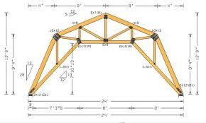 barn style roof pre engineered trusses finger lakes new york ny gambrel roof framing