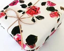 chic wrapping paper chic wrapping paper etsy