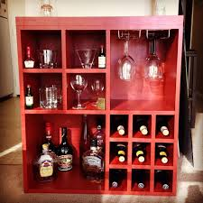 diy liquor cabinet ideas diy liquor and wine cabinet with wine glass rack wine rack and