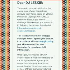 Challenge Vimeo Dj Leskie My Mixxes Are No Longer On Vimeo The