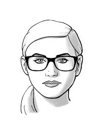 find right hairstyle for face shape of yours how to choosing glasses for round face shapes face shapes