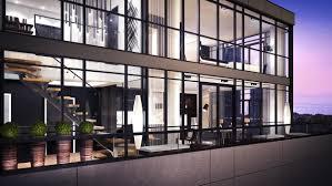 penthouse apartment exterior home