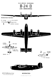 b 24 liberator technical drawings u0026 patents pinterest planes